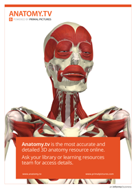 Anatomy.tv in your library Poster 2